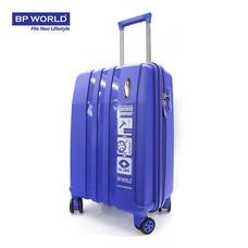 BP WORLD กระเป๋าเดินทาง 20 นิ้ว รุ่น 8003 - สีน้ำเงิน