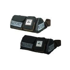 BP WORLD กระเป๋าคาดอก คาดเอว รุ่น C004 มีให้เลือก 2 สี ได้แก่ สีดำ และ สีเทา