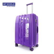 BP WORLD กระเป๋าเดินทาง 25 นิ้ว รุ่น 8003 - สีม่วง