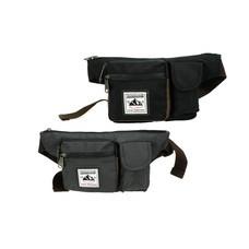 BP WORLD กระเป๋าคาดอก คาดเอว รุ่น C003 มีให้เลือก 2 สี ได้แก่ สีดำ และ สีเทา