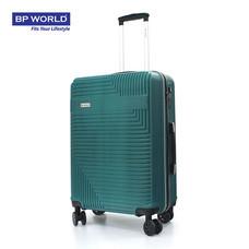 BP WORLD กระเป๋าเดินทาง 25 นิ้ว รุ่น 18252 - สีเขียว