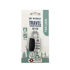 BP WORLD กุญแจล็อค TSA LOCK รุ่น K12068