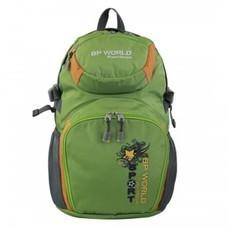 BP WORLD กระเป๋าเป้ รุ่น P1146  สีเขียว