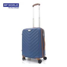 BP WORLD กระเป๋าเดินทาง 20 นิ้ว รุ่น 1867 - สีน้ำเงิน