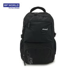 BP WORLD กระเป๋าเป้ รุ่น P987-BK - สีดำ