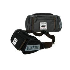 BLUE PLANET กระเป๋าคาดอก คาดเอว รุ่น C001 มีให้เลือก 2 สี ได้แก่ สีดำ และ สีเทา