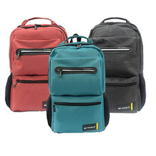 BP WORLD กระเป๋าเป้ รุ่น PN10669 มีให้เลือก 3 สีได้แก่ สีเขียว สีแดง สีเทา