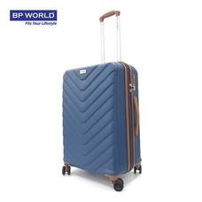 BP WORLD กระเป๋าเดินทาง 25 นิ้ว รุ่น 1867 - สีน้ำเงิน