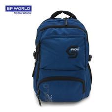 BP WORLD กระเป๋าเป้ รุ่น P987-BL - สีน้ำเงิน