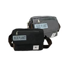 BP WORLD กระเป๋าสะพาย รุ่น B004 มีให้เลือก 2 สี ได้แก่ สีดำ และ สีเทา