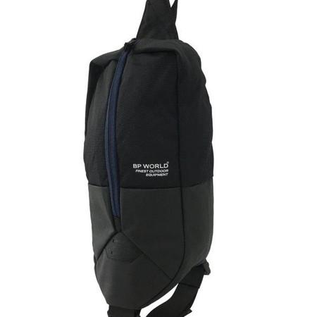 BP WORLD กระเป๋าคาดอก รุ่น B022 สีดำ