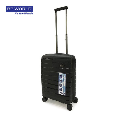 BP WORLD กระเป๋าเดินทาง 20 นิ้ว รุ่น 8505 - สีดำ
