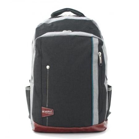 BP WORLD กระเป๋าเป้ Collection FINO รุ่น P1407 - สีดำ