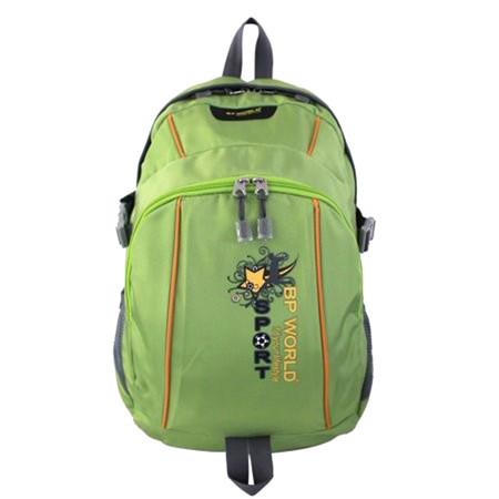BP WORLD กระเป๋าเป้ รุ่น P1148 - สีเขียว