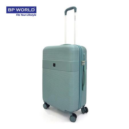 BP WORLD กระเป๋าเดินทาง 20 นิ้ว รุ่น 5265 - สีเขียว