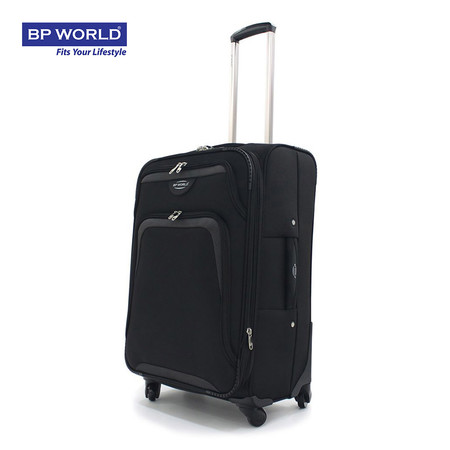 BP WORLD กระเป๋าเดินทาง 24 นิ้ว รุ่น 1482 - สีดำ