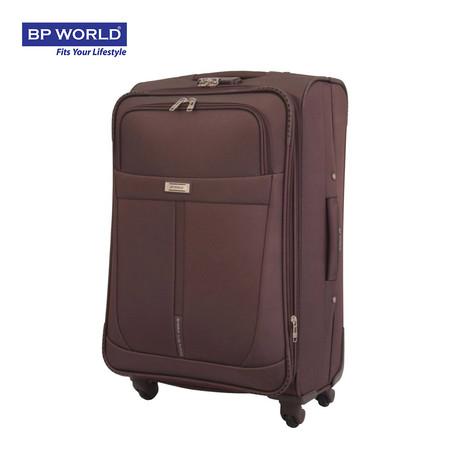 BP WORLD กระเป๋าเดินทาง 28 นิ้ว รุ่น 1186 - สีน้ำตาล