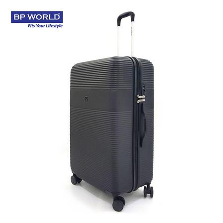 BP WORLD กระเป๋าเดินทาง 25 นิ้ว รุ่น 5265 - สีดำ