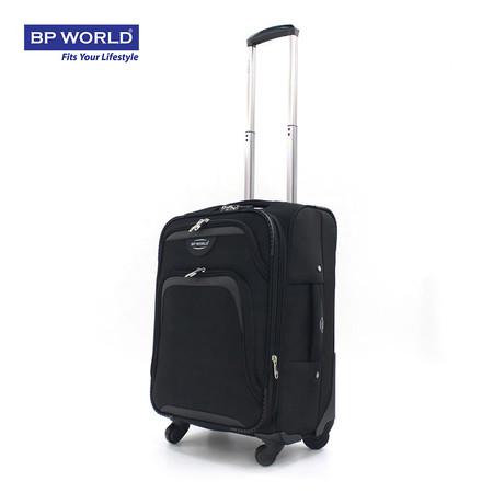 BP WORLD กระเป๋าเดินทาง 20 นิ้ว รุ่น 1482 - สีดำ