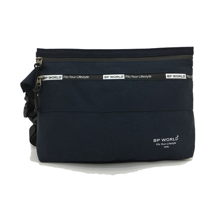 BP WORLD กระเป๋าสะพาย รุ่น B6005-BL