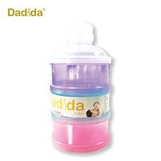 Dadida กระปุกแบ่งนมผง ที่แบ่งนมผง3ชั้น ที่เก็บนมผง