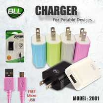 Wall Charger 1A BLL2001