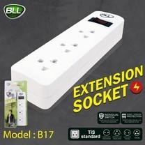 ปลั๊กไฟคุณภาพ BLL B17