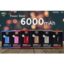 Power Bank 6000mAh BLL G6