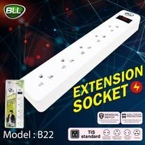 ปลั๊กไฟคุณภาพ BLL B22