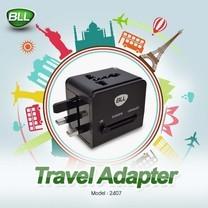 หัวชาร์จ BLL Charger 2407 (ใช้ได้ทั่วโลก)