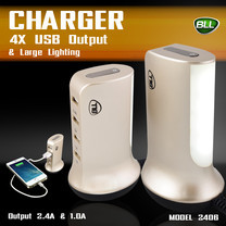 Wall Charger 4Output BLL2406