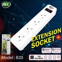 ปลั๊กไฟคุณภาพ BLL B20
