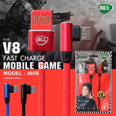 USB Fast Charger Cable 9056 V8