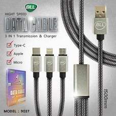 USB Data Cable 9037 3in1