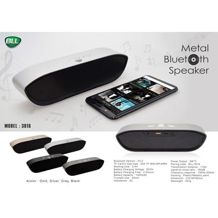 Metal-Bluetooth Speaker BLL3018