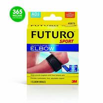 FUTURO Sport Adjustable Tennis Elbow Support สีดำ 1ชิ้น