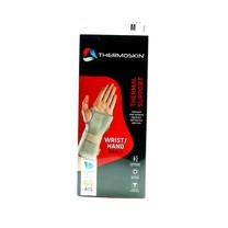 THERMOSKIN Wrist Brace Left Beige M