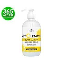 ราคาพิเศษ Precious Vit C Lemon Body Lotion 500 ml. ช่วยปรับสีผิวให้สม่ำเสมอ ลดจุดด่างดำ ริ้วรอย และช่วยให้รูขุมขนดูตื้นขึ้น (27482)365 wemall
