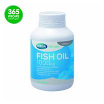 MEGA Fish Oil 1000 mg.100เม็ด