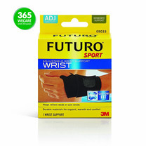 FUTURO Sport Adjustable Wrist Support สีดำ 1 ชิ้น