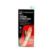 THERMOSKIN Thumb Stabilizer Beige 85271 size L