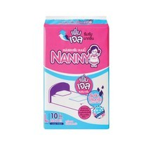 แผ่นรองซับ NANNY 45X70 cm 12 ชิ้น