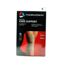 THERMOSKIN Adj Knee Universal Beige M