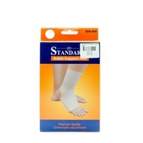 STANDARD Ankle support 450 สีเนื้อ size S