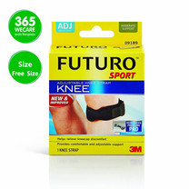 FUTURO Sport Adjustable Knee Strap FREE SIZE