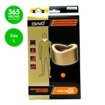 AVIVO Soft Neck Collar-Brown size L