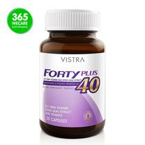 VISTRA Forty Plus 30 เม็ด