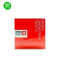 เดอม่า Derma Science 3-Level Hyaluronic Cream