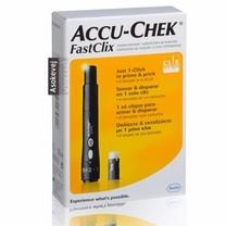 ACCU CHEK Guide Lancet Fastclix