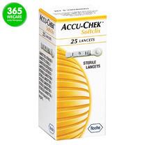 ACUU-CHEK Softclix Lancet 25 ชิ้น